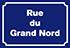 Rue du Grand Nord