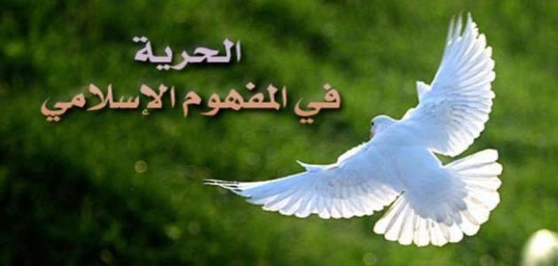 مفهوم الحرية فى الإسلام .! 1010