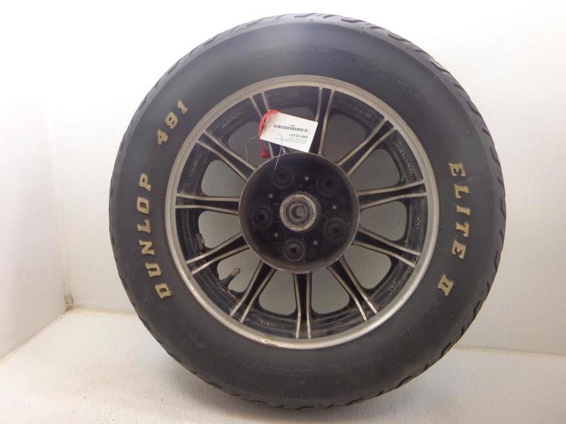 Roues et frein de GL1200 sur GL1100 100910