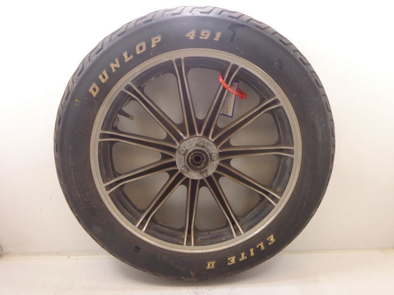 Roues et frein de GL1200 sur GL1100 101810