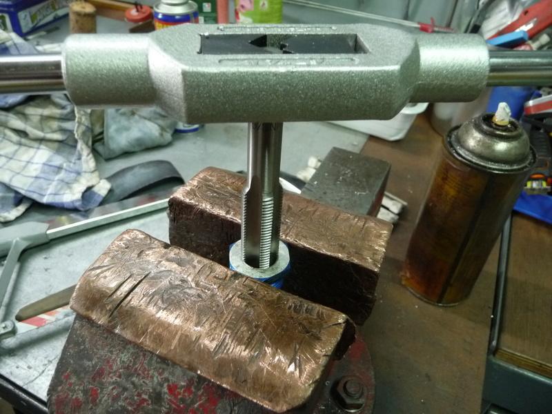 hublot de niveau huile opaque P1290215