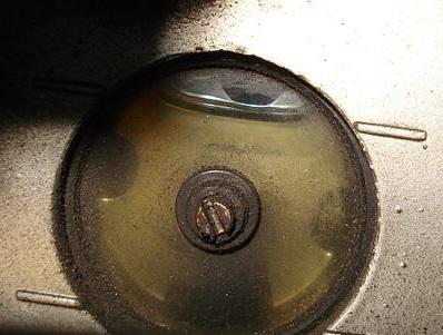hublot de niveau huile opaque Waterp10