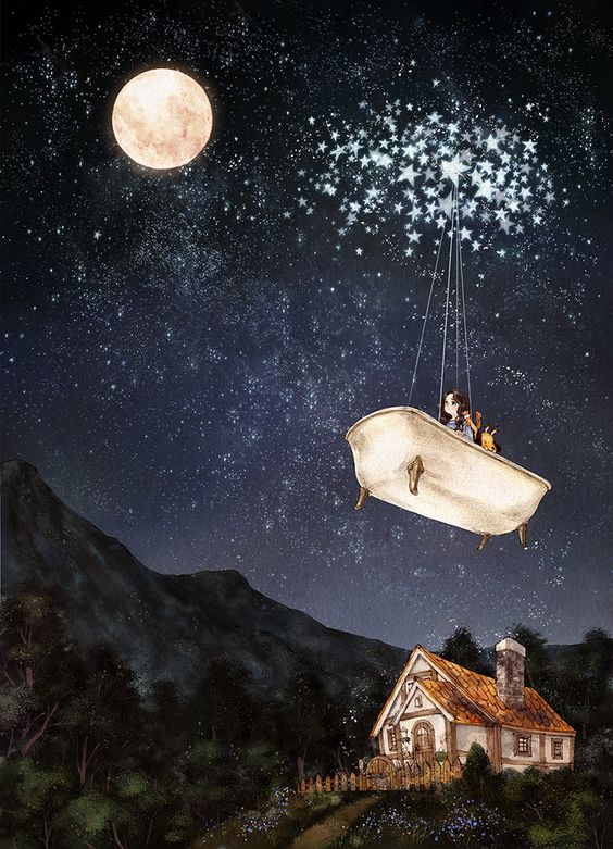 bonzour bonne zournée et bonne nuit notre ti nid za nous - Page 3 8029c210