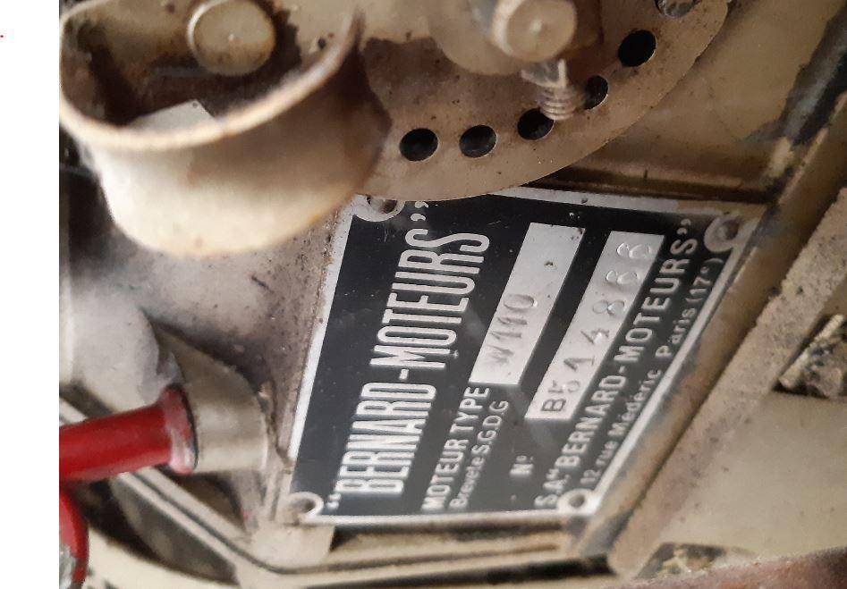 moteur - compressaur Mauguière moteur Bernard Maugui12