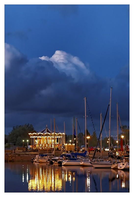 Honfleur by night : Jones Img_0610