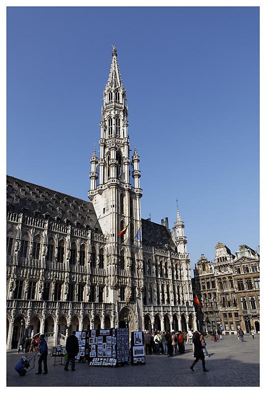 La Grand-Place - Bruxelles Img_1040