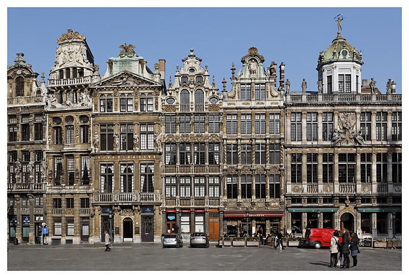 La Grand-Place - Bruxelles Img_1041