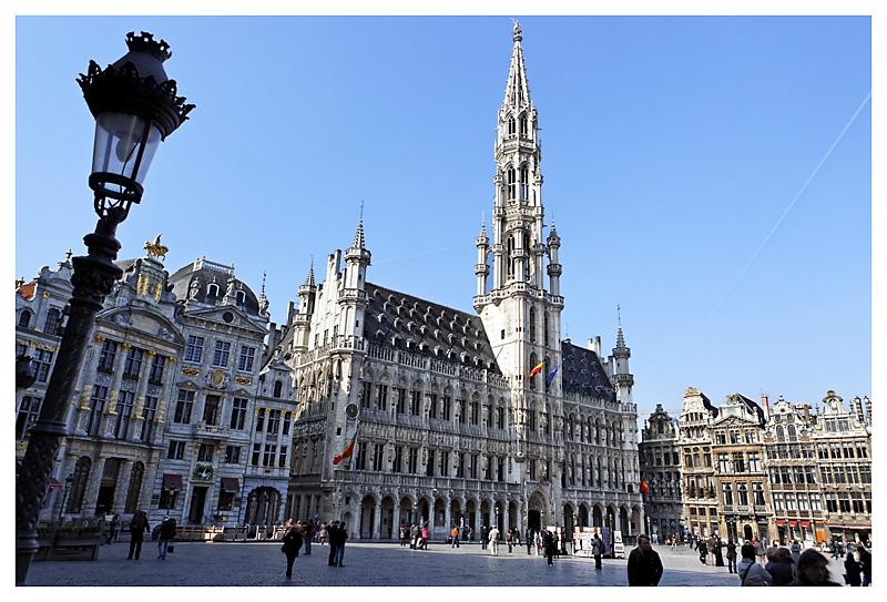 La Grand-Place - Bruxelles Img_1042