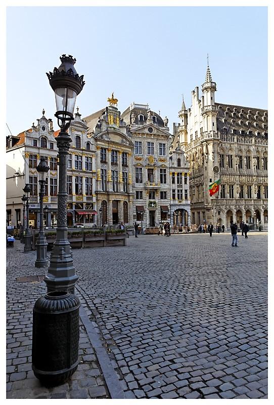 La Grand-Place - Bruxelles Img_1043