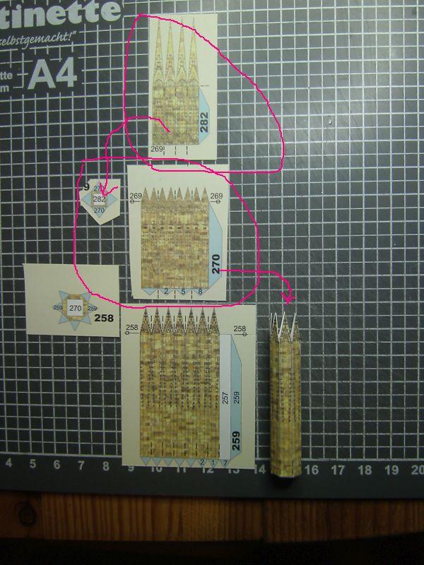 Stephansdom - L'Instant Durable 1:250 - Seite 3 Anbau10
