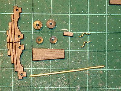 harald60 Baubericht der 2te Victory aus Holz Kanone10