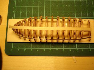 harald60 Baubericht der 2te Victory aus Holz Langbo10
