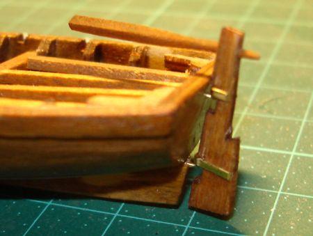 harald60 Baubericht der 2te Victory aus Holz Langbo27