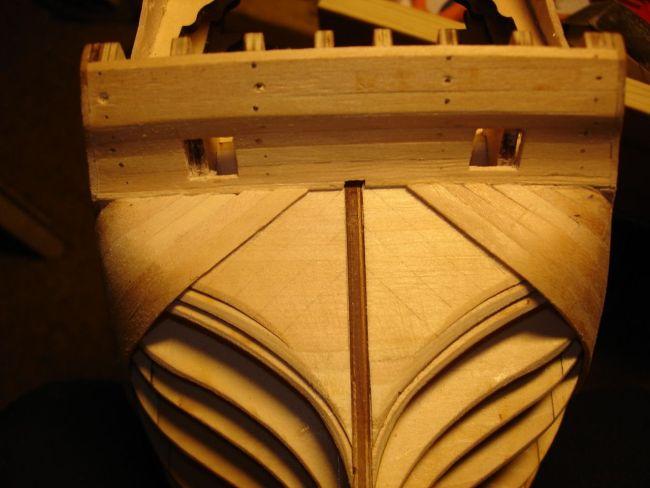 harald60 Baubericht der 2te Victory aus Holz Victor23
