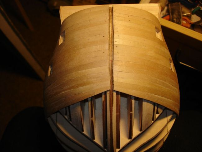 harald60 Baubericht der 2te Victory aus Holz Victor24