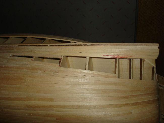 harald60 Baubericht der 2te Victory aus Holz Victor26