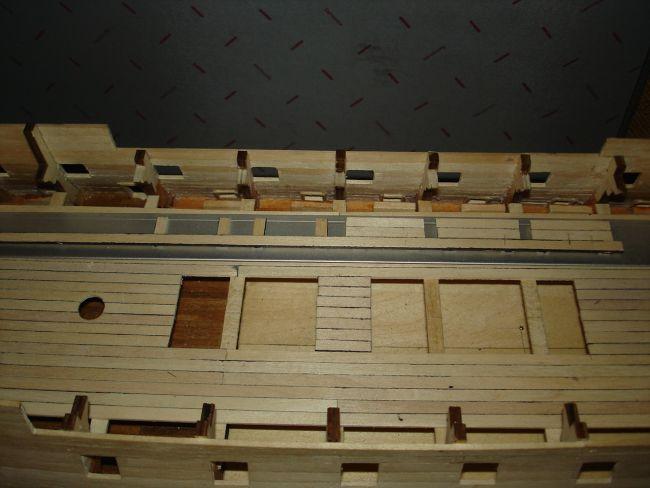 harald60 Baubericht der 2te Victory aus Holz Victor36