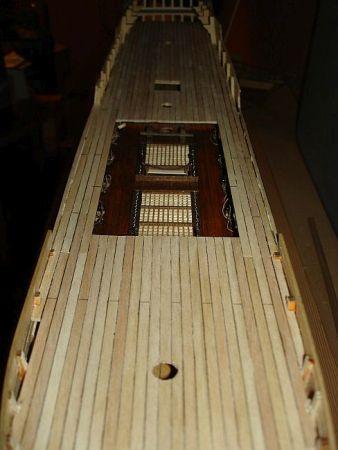 harald60 Baubericht der 2te Victory aus Holz Victor47