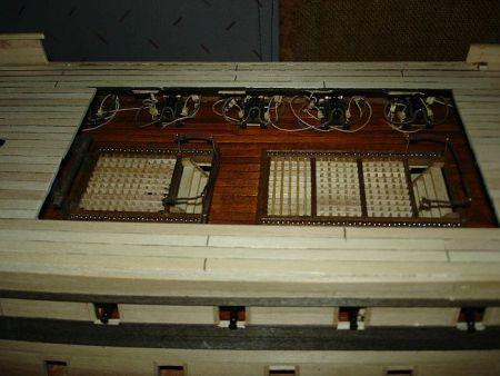harald60 Baubericht der 2te Victory aus Holz Victor52
