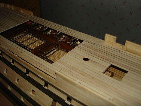 harald60 Baubericht der 2te Victory aus Holz Victor55