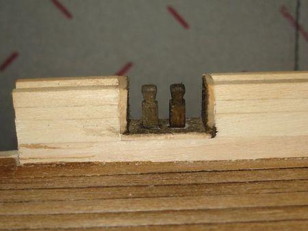 harald60 Baubericht der 2te Victory aus Holz Victor56