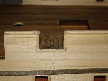 harald60 Baubericht der 2te Victory aus Holz Victor57