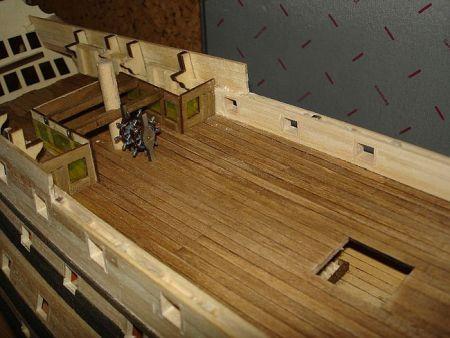 harald60 Baubericht der 2te Victory aus Holz Victor58