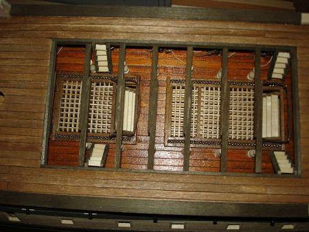 harald60 Baubericht der 2te Victory aus Holz Victor59