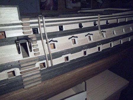 harald60 Baubericht der 2te Victory aus Holz Victor67