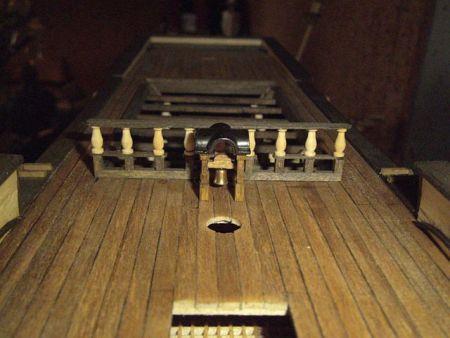 harald60 Baubericht der 2te Victory aus Holz Victor86