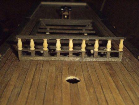 harald60 Baubericht der 2te Victory aus Holz Victor88