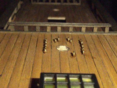 harald60 Baubericht der 2te Victory aus Holz Victor90