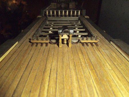 harald60 Baubericht der 2te Victory aus Holz Victor91