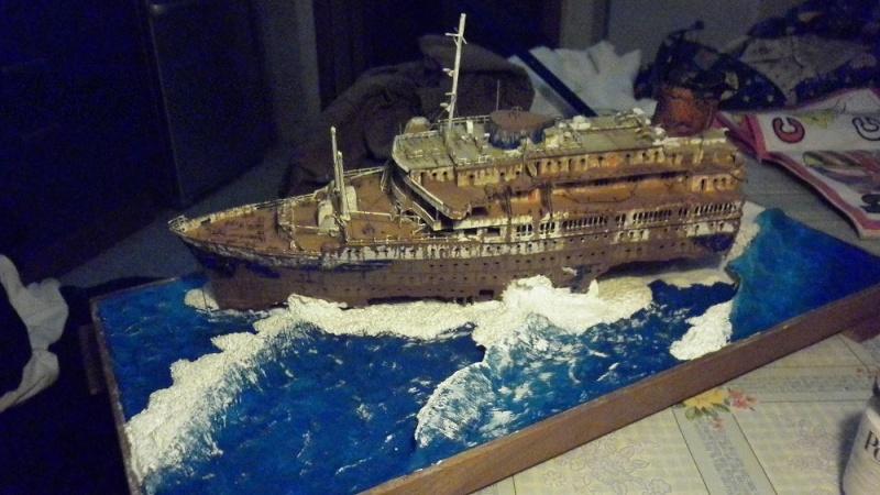 modellino RMS TITANIC RELITTO P1000111