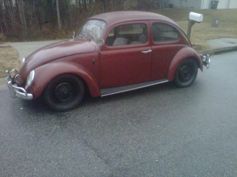 "62 Beetle ""Gretchen"" 01311"