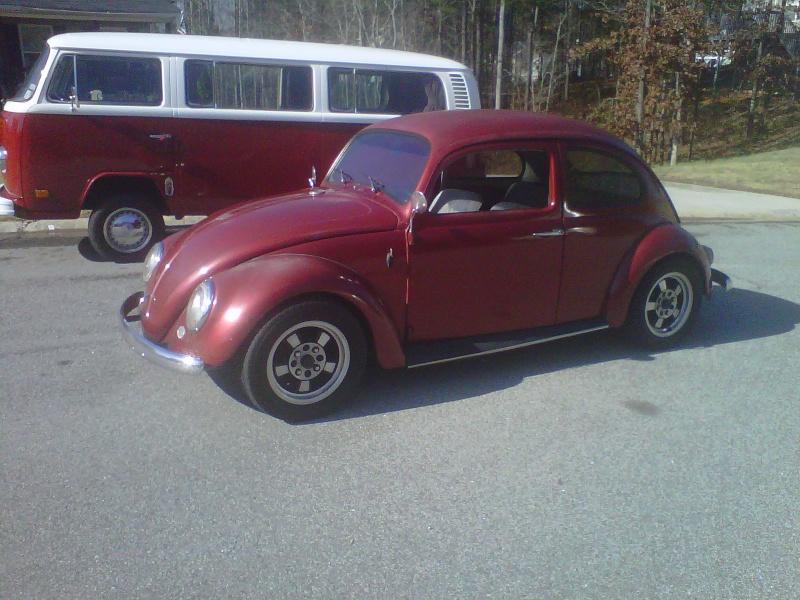 "62 Beetle ""Gretchen"" 02311"