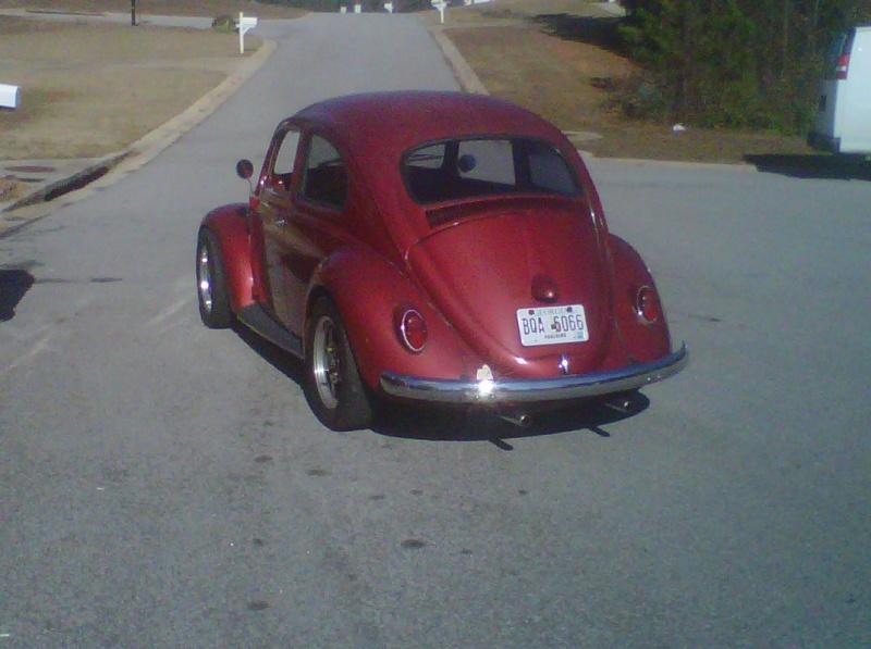 "62 Beetle ""Gretchen"" 02710"