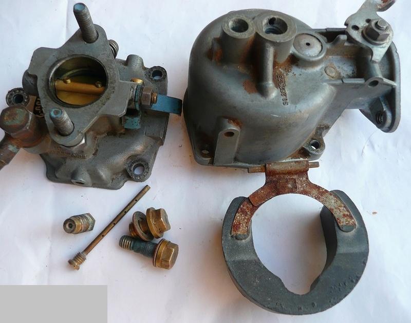 labor - remplacment d'un moteur Lombardini LA 250 P1260921