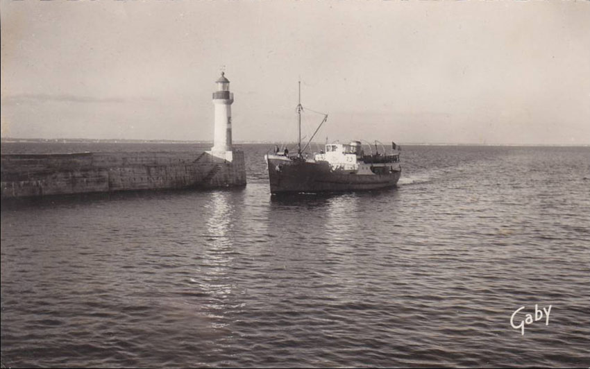 Navires de dessertes ou à passagers, bretons - Page 2 1901-110