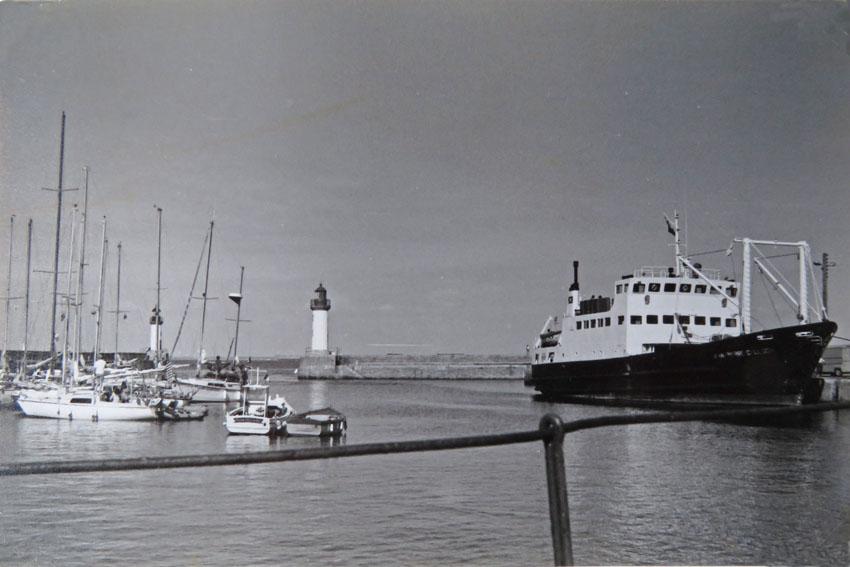 Navires de dessertes ou à passagers, bretons 1978_j10