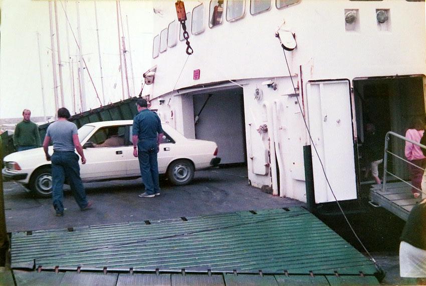 Navires de dessertes ou à passagers, bretons 1983_k12