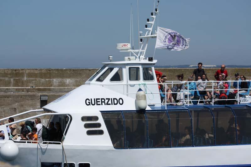 Navires de dessertes ou à passagers, bretons Antoin11