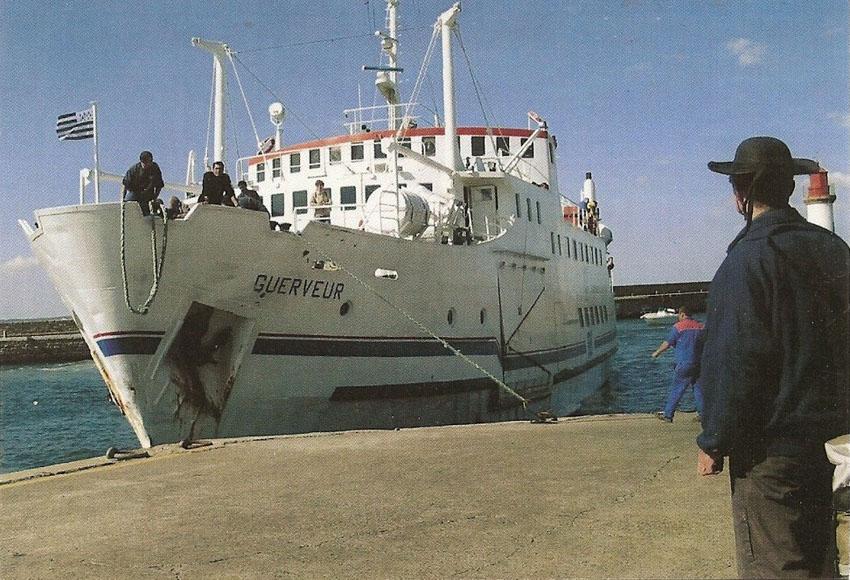 Navires de dessertes ou à passagers, bretons - Page 2 Groix_10