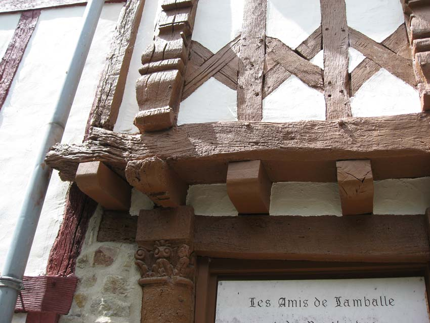 Lamballe et le Haras national de Lamballe Lambal16
