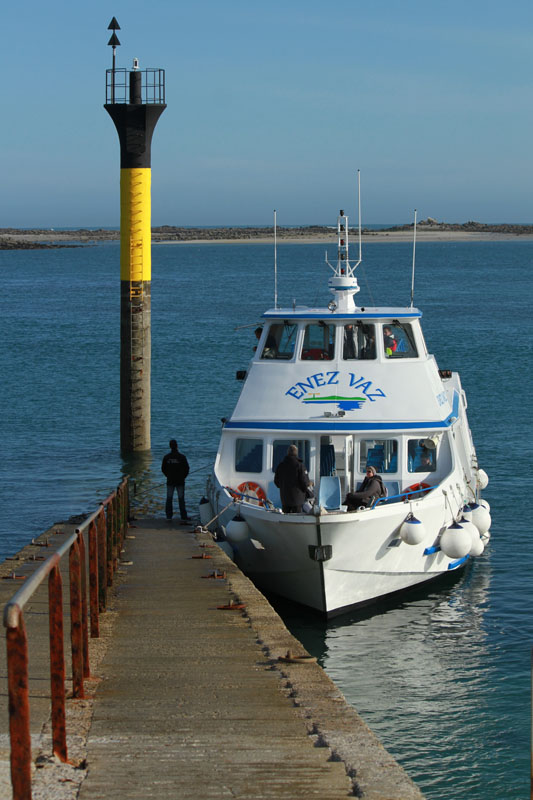 Navires de dessertes ou à passagers, bretons Roscof11