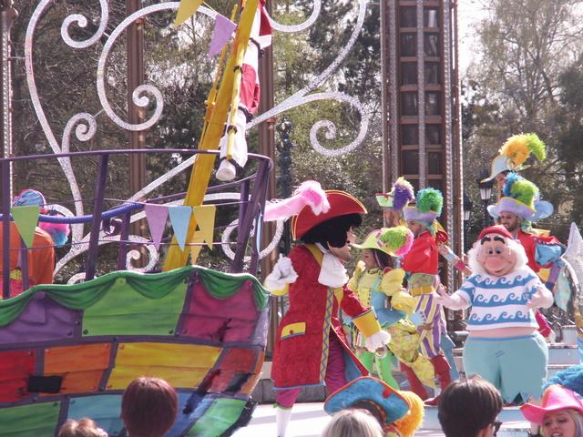 Séjour du 10 au 12 avril 2018 à l'hôtel New York pour le Festival Pirates et Princesses!! Pict0953