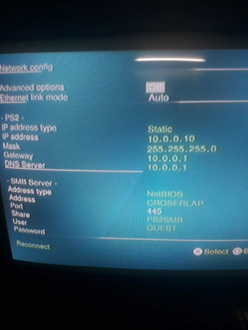 play ps2 iso from internal/external usb hard drive with Ethernet