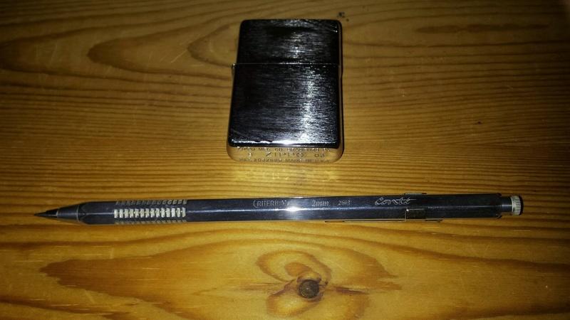 Stylos et autres instruments d'écriture. Criter10