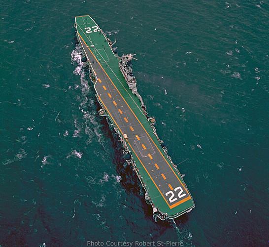 HMCS Bonaventure Hmcs_b11