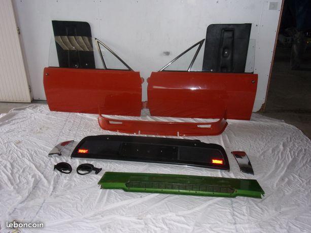 Vente de pièces détachées exclusivement de R15 R17 E80e6110